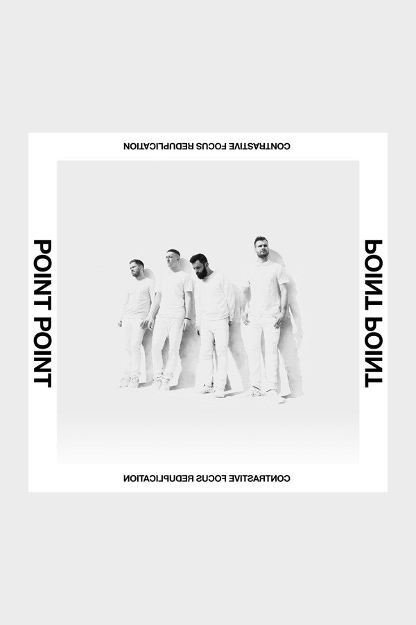 Point Point 'Contrastive Focus Reduplication' - Album Cover