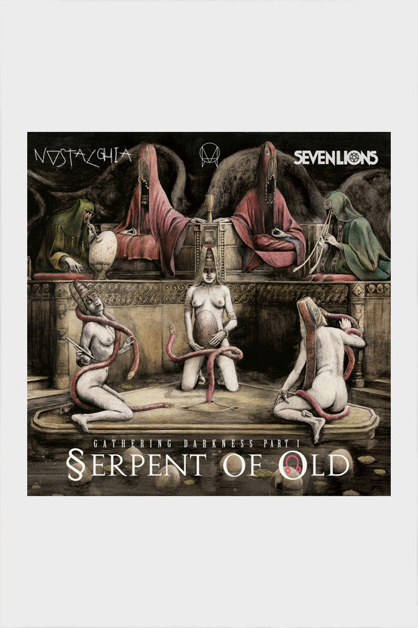 Seven Lions 'Serpent Of Old'