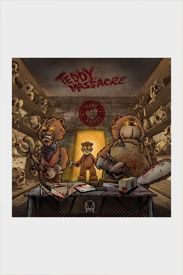 Teddy Killerz 'Teddy Massacre' EP