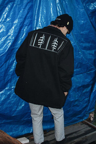 SUS BOY 'PRISON' COACHES JACKET // UNISEX