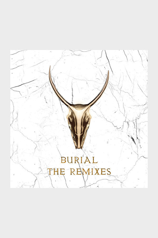 Skrillex & Yogi 'Burial' Remixes