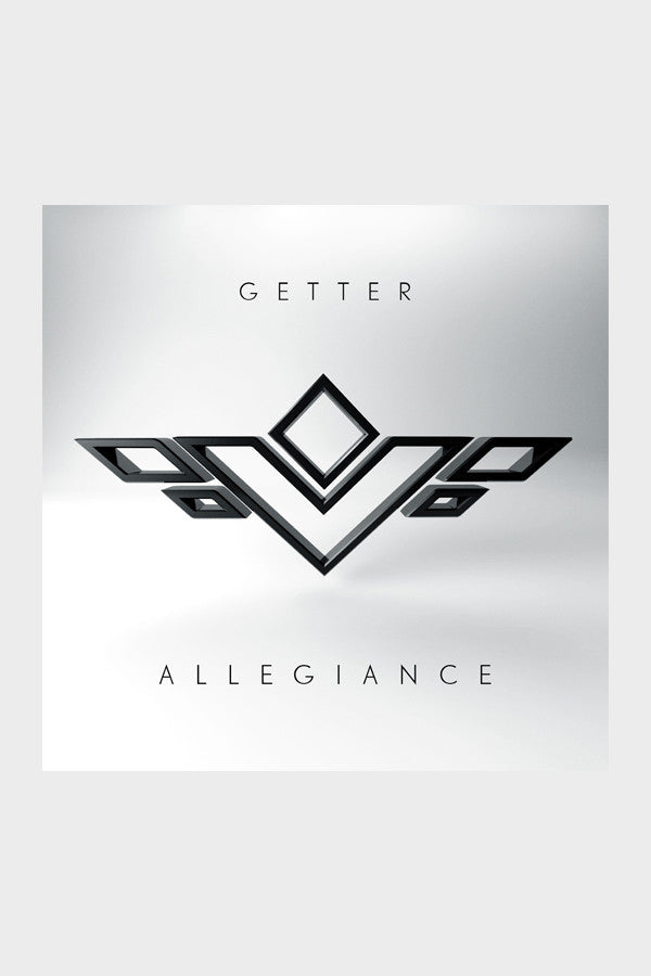 Getter 'Allegiance' EP - Album Cover