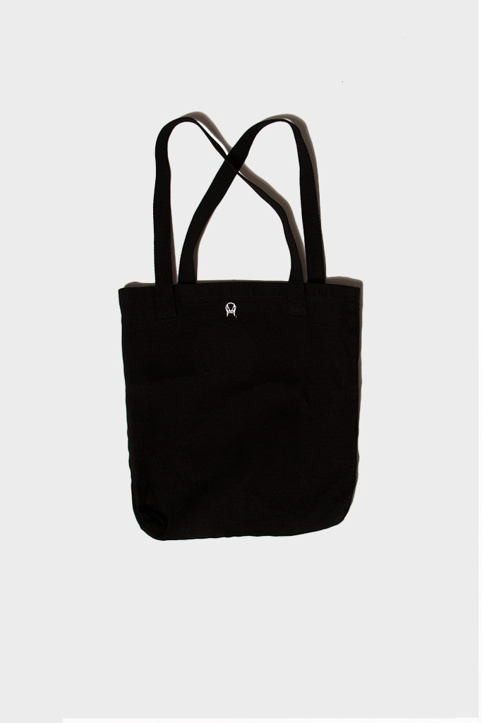 'OWSLA' LOGO TOTE BAG // BLACK
