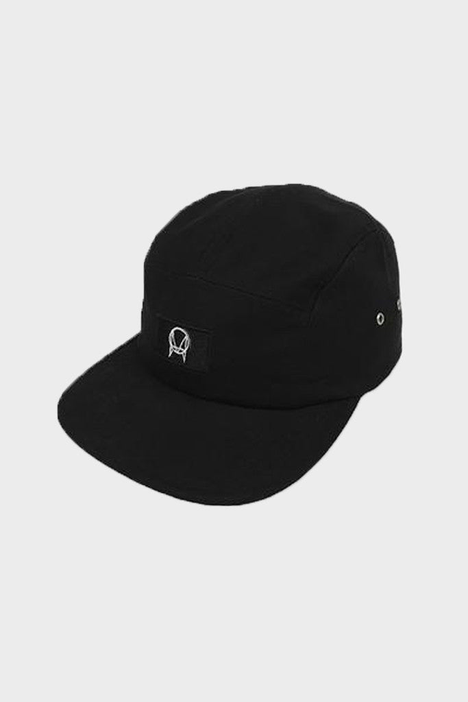 OWSLA LOGO 5-PANEL CAMPER // BLACK