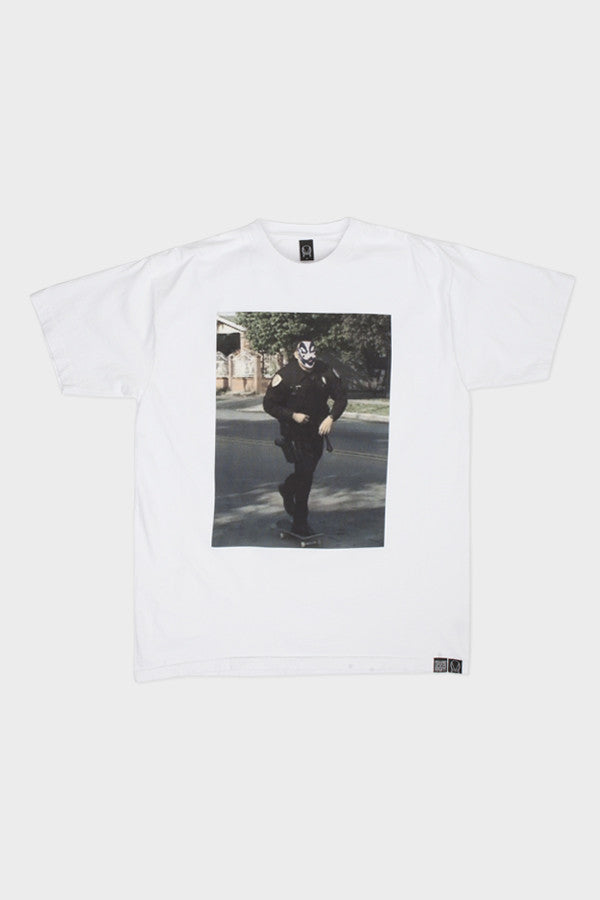 SUS BOY 'INSANE COP' T-SHIRT // UNISEX