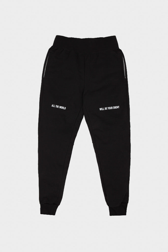 'NEMESIS' FLEECE SWEATPANT