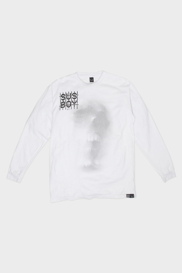 SUS BOY 'NEW FLESH' LONG SLEEVE TEE // UNISEX
