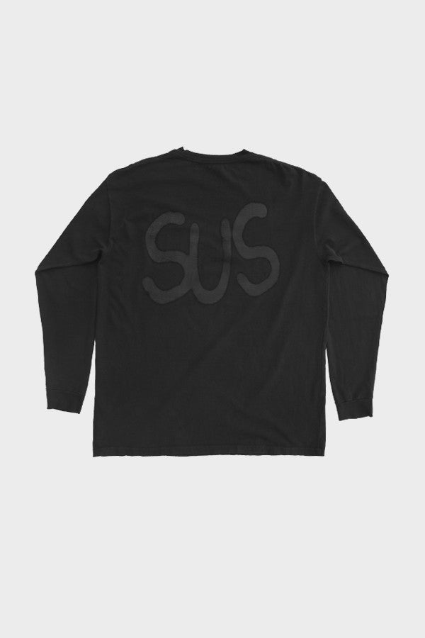 SUS BOY 'SUS CREW' LONG SLEEVE CREWNECK // UNISEX