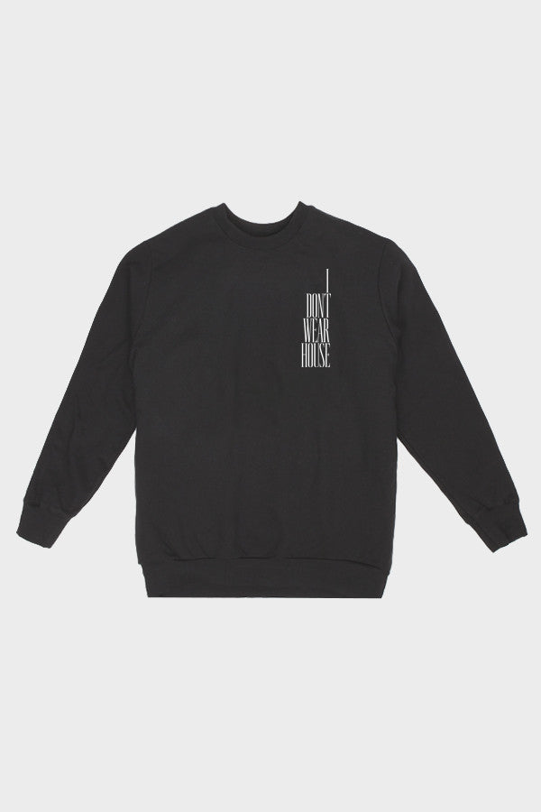 'WAREHOUSE' CREWNECK