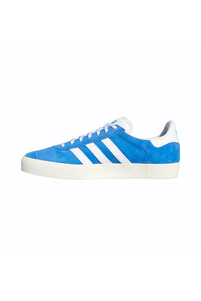 ADIDAS GAZELLE ADV Blue / White