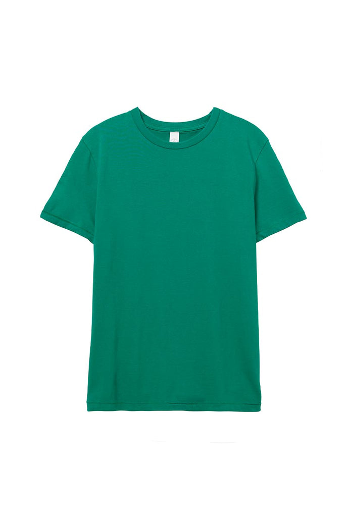 ALTERNATIVE APPAREL THE OUTSIDER TEE GREEN