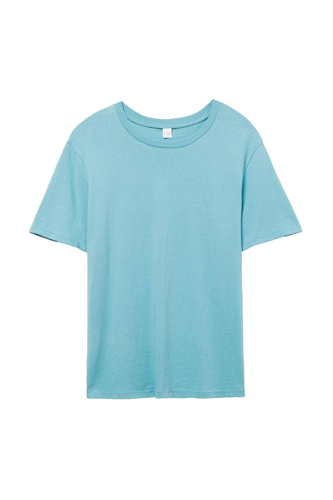 ALTERNATIVE APPAREL THE OUTSIDER TEE LIGHT BLUE