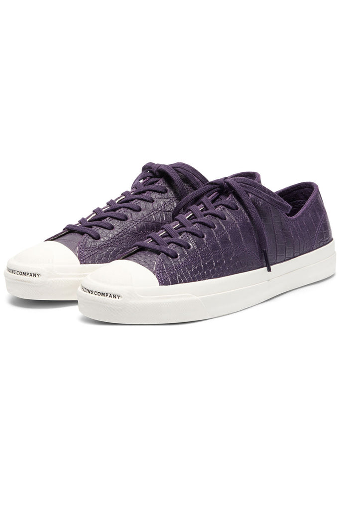 CONVERSE CONS JACK PURCELL PRO OX / POP TRADING CO. PURPLE