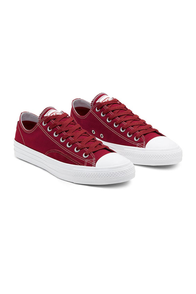 CONVERSE CTAS PRO OP OX TEAM RED/WHITE/WHITE