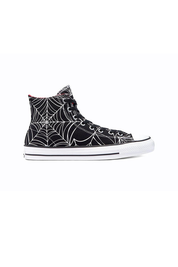 CONVERSE CTAS PRO HIGH Black / University Red / White