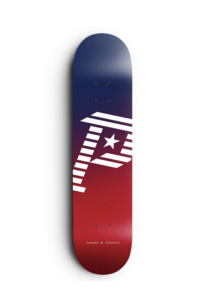 PARADOX SKATEBOARDS BASEBALL TEAM BOARD fast P