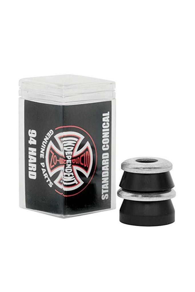 INDEPENDENT BUSHINGS CONICAL HARD 94A BLACK