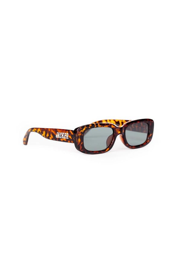 JACKER SUNGLASSES Tortoise