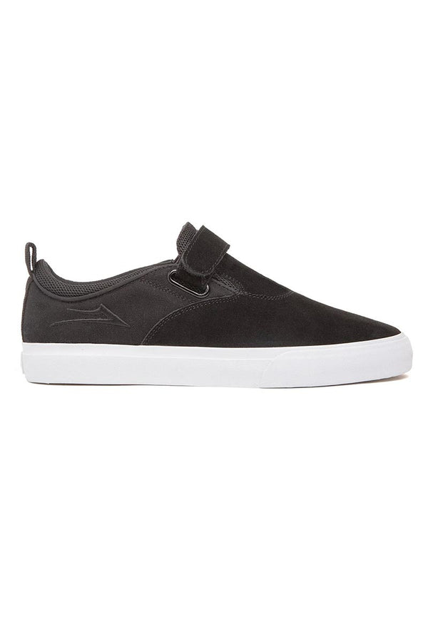 LAKAI RILEY 2 VELCRO STRAP BLACK