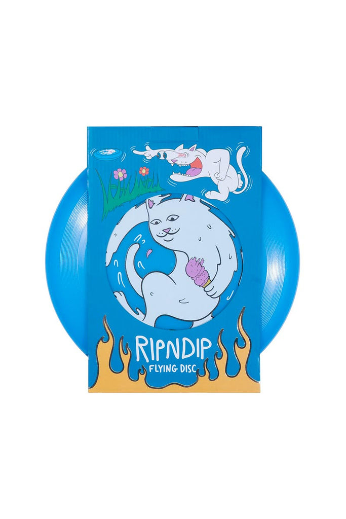 RIP N DIP ICE CREAM SURFER FLYING DISK BLUE