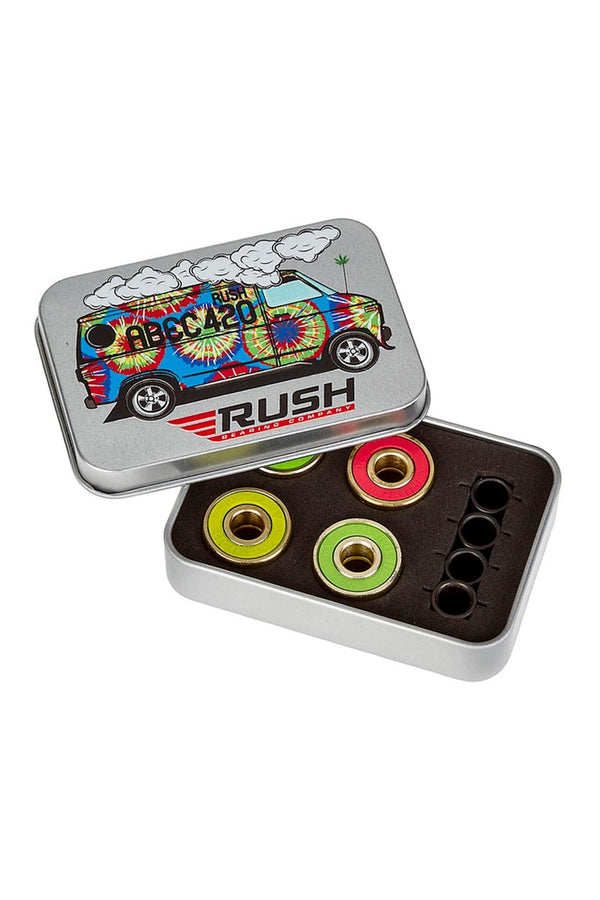 RUSH ABEC 420 BEARINGS (Jeux de 8)