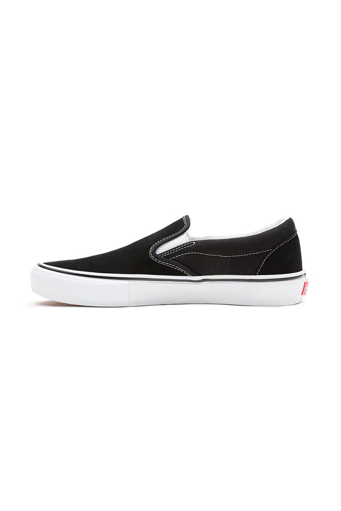 VANS SKATE SLIP-ON Black / White