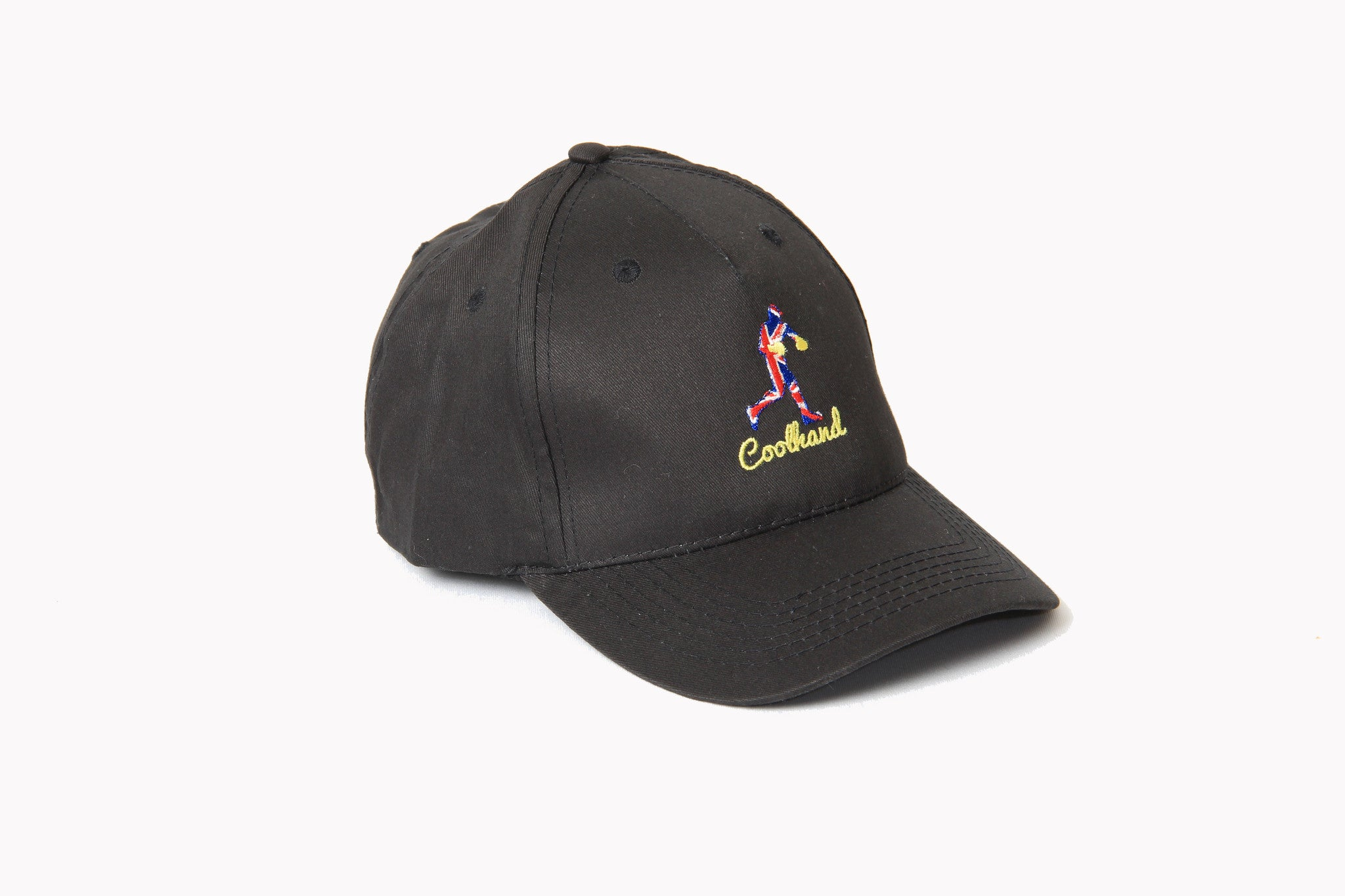 Black Baseball Cap Coolhand