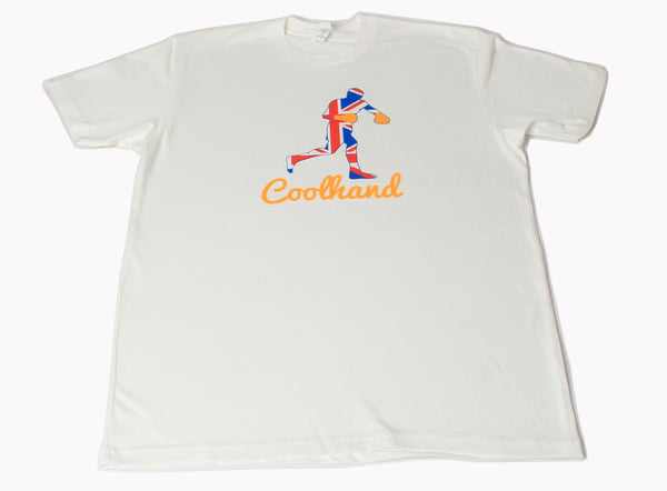 White Coolhand T Shirt