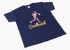 Kids Coolhand Navy T Shirt