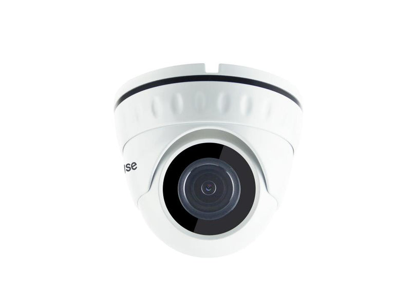LIRDNSS500 - 5MP Outdoor Fixed Dome IP IR 20m