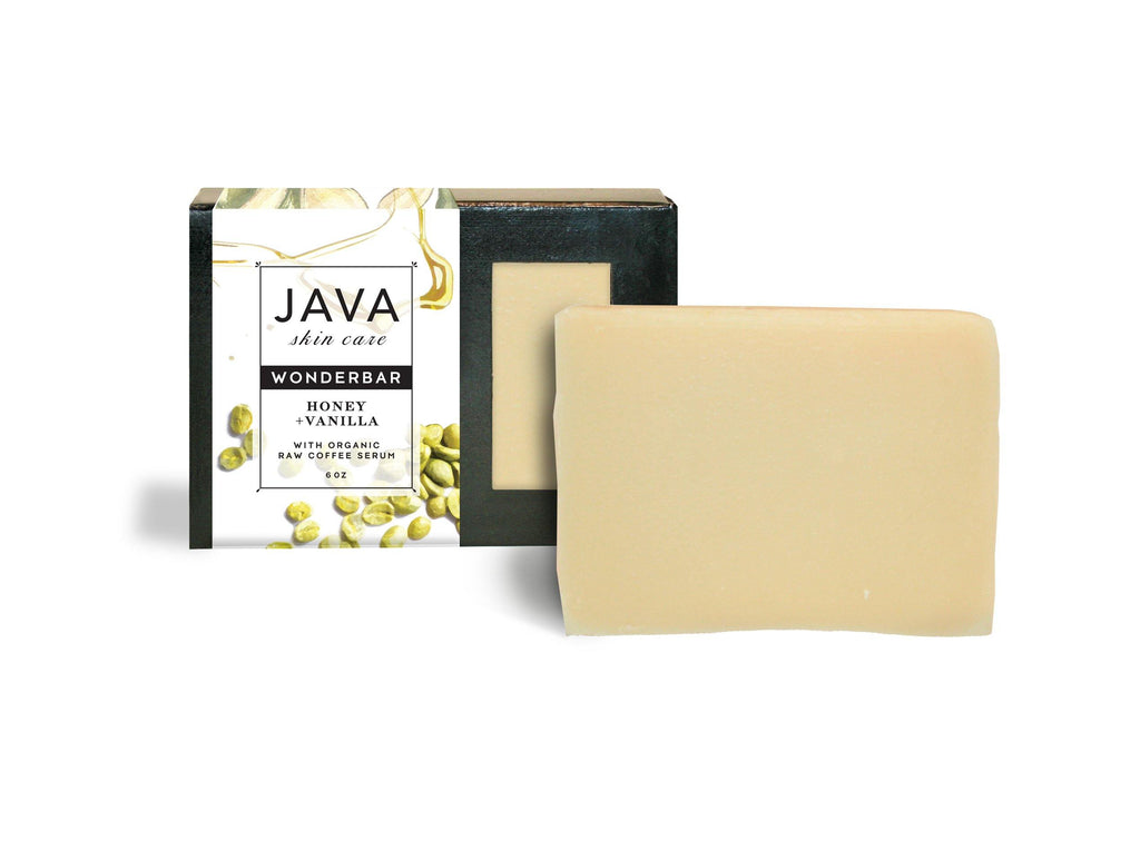 Wonderbar Coffee + Honey + Vanilla - Java Skin Care
