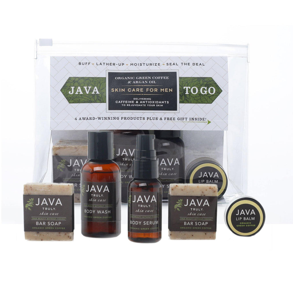 JAVA for Him - Java Skin Care
