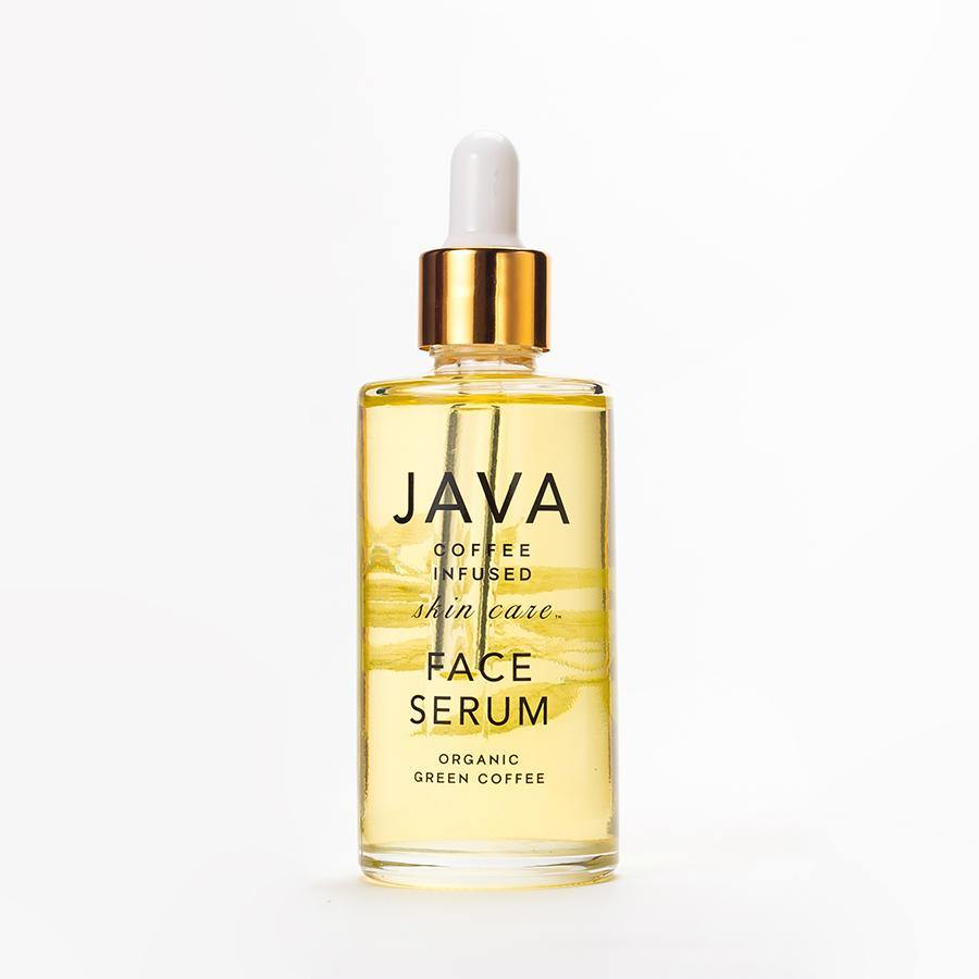 JAVA Face and decollatage serum