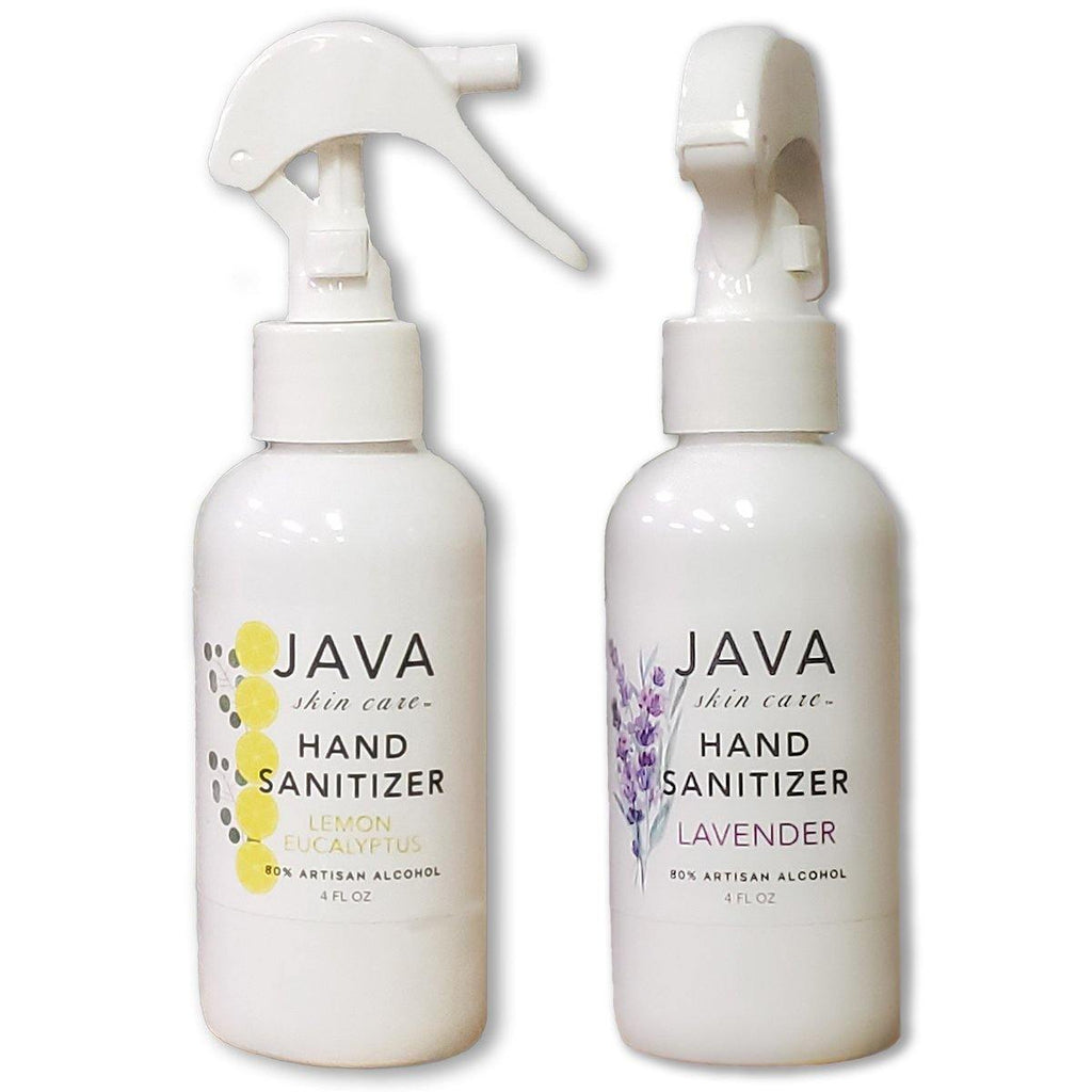 JAVA HAND SANITIZER SPRAY