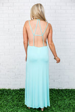 Load image into Gallery viewer, Beach is Back Maxi Dress