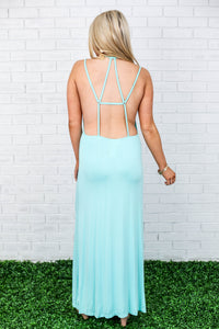 Beach is Back Maxi Dress