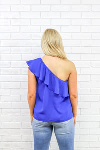 Roxie One Shoulder Top