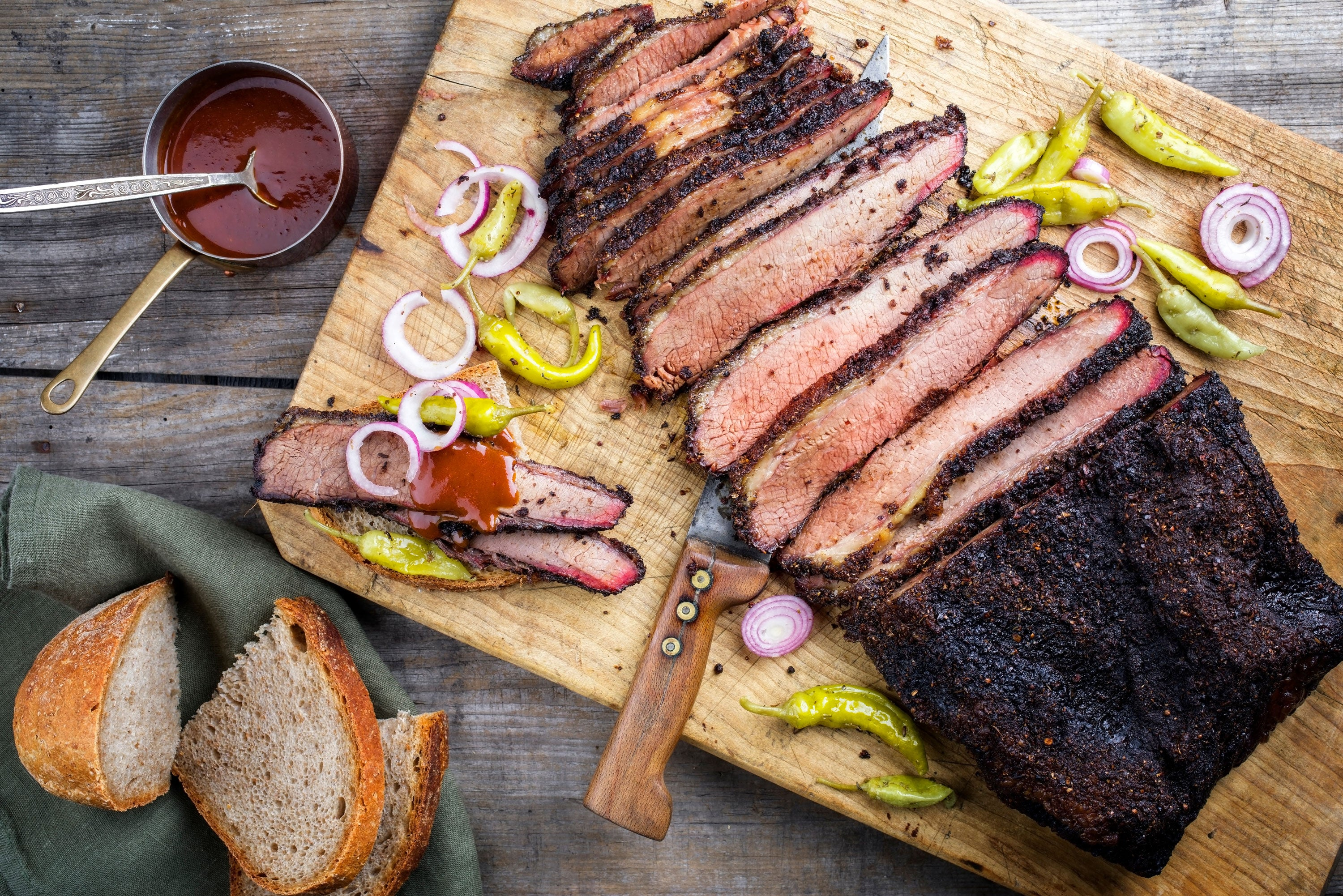 Joe's Beef Brisket BBQ Package - joes.shop