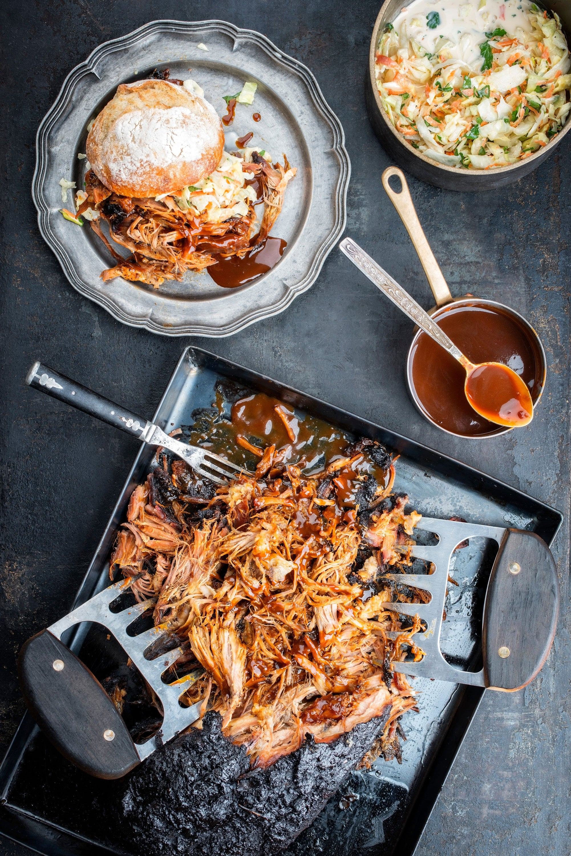 Joe's Pulled Pork BBQ Package - joes.shop