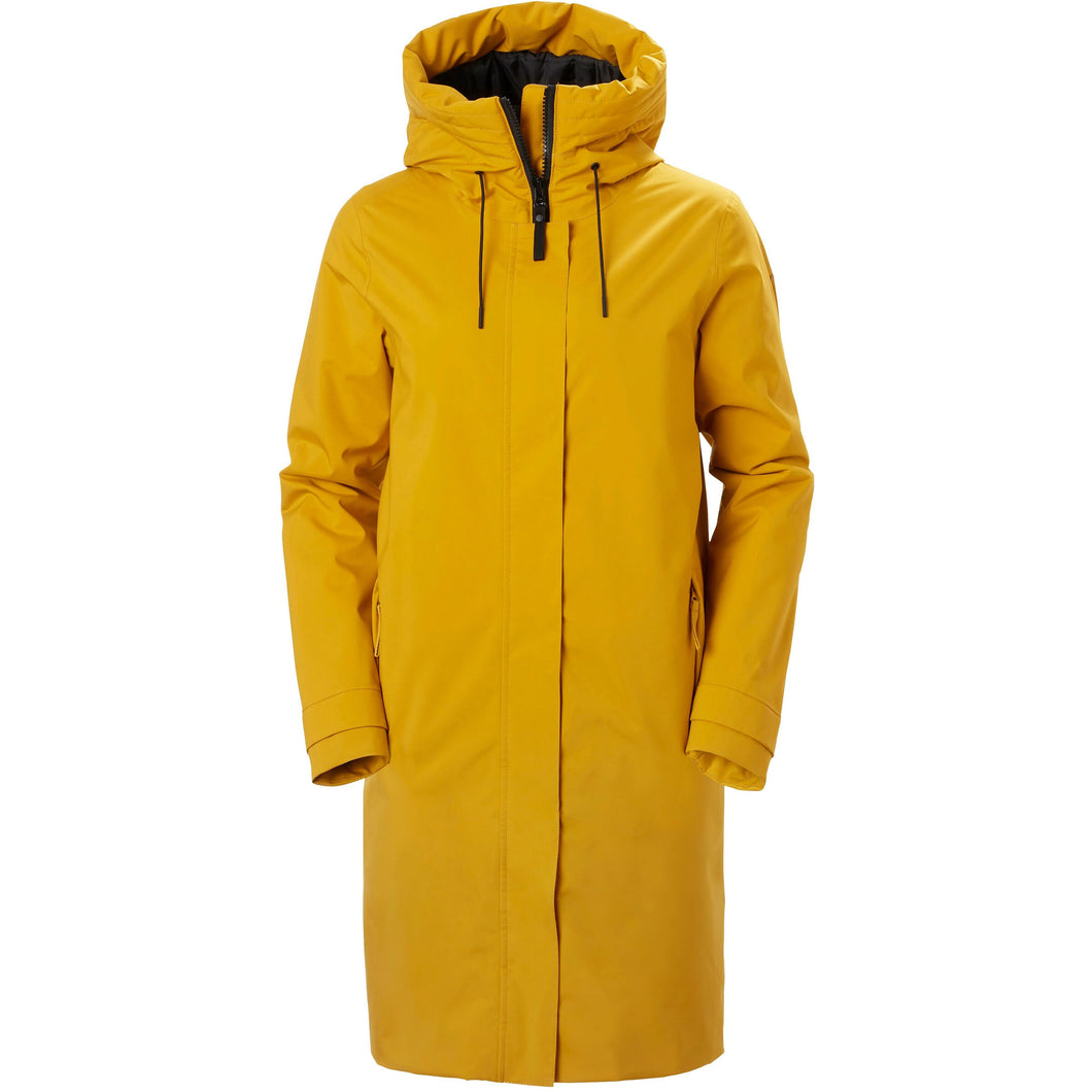 Helly Hansen Damen Regenmantel Victoria Insulated Rain Coat