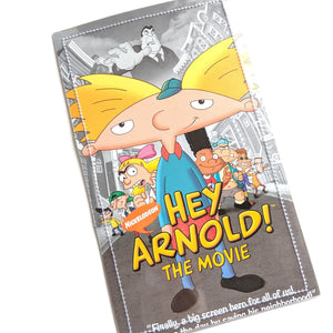 Hey Arnold - Upcycled VHS Vinyl Wallet