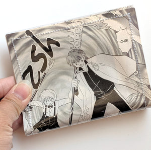 Rin-ne, Rinne - Upcycled Comic Book Vinyl Wallet