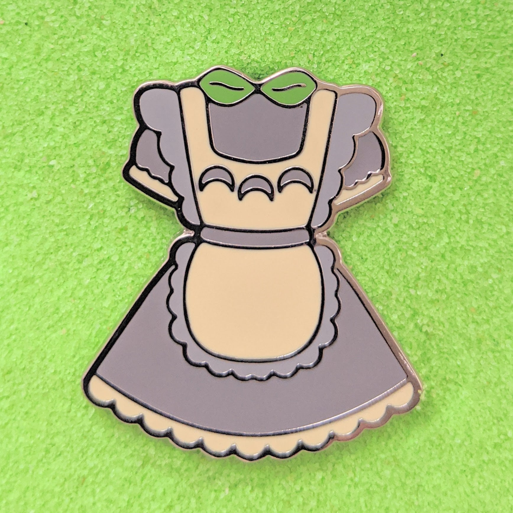 Totoro Dress Ghibli  - Enamel Pin