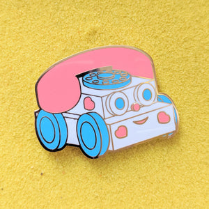 Toy Telephone - Enamel Pin