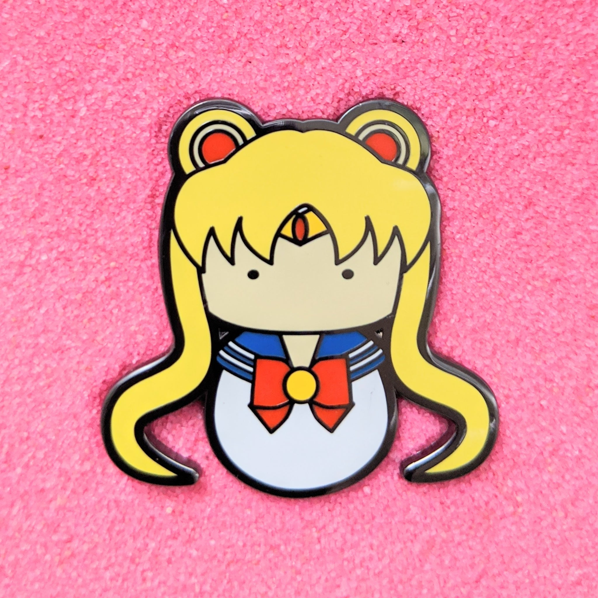 Kokeshi Sailor Moon - Enamel Pin