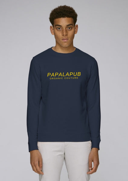 Organic Couture - Sweatshirt Navy