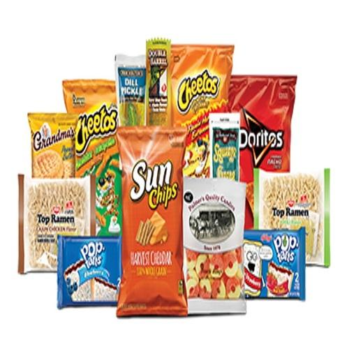 Snackin' On Sunshine - www.inmatecarepackage.net