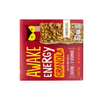 Awake 1.2Oz Energy Granola Bars 5 Count - www.inmatecarepackage.net