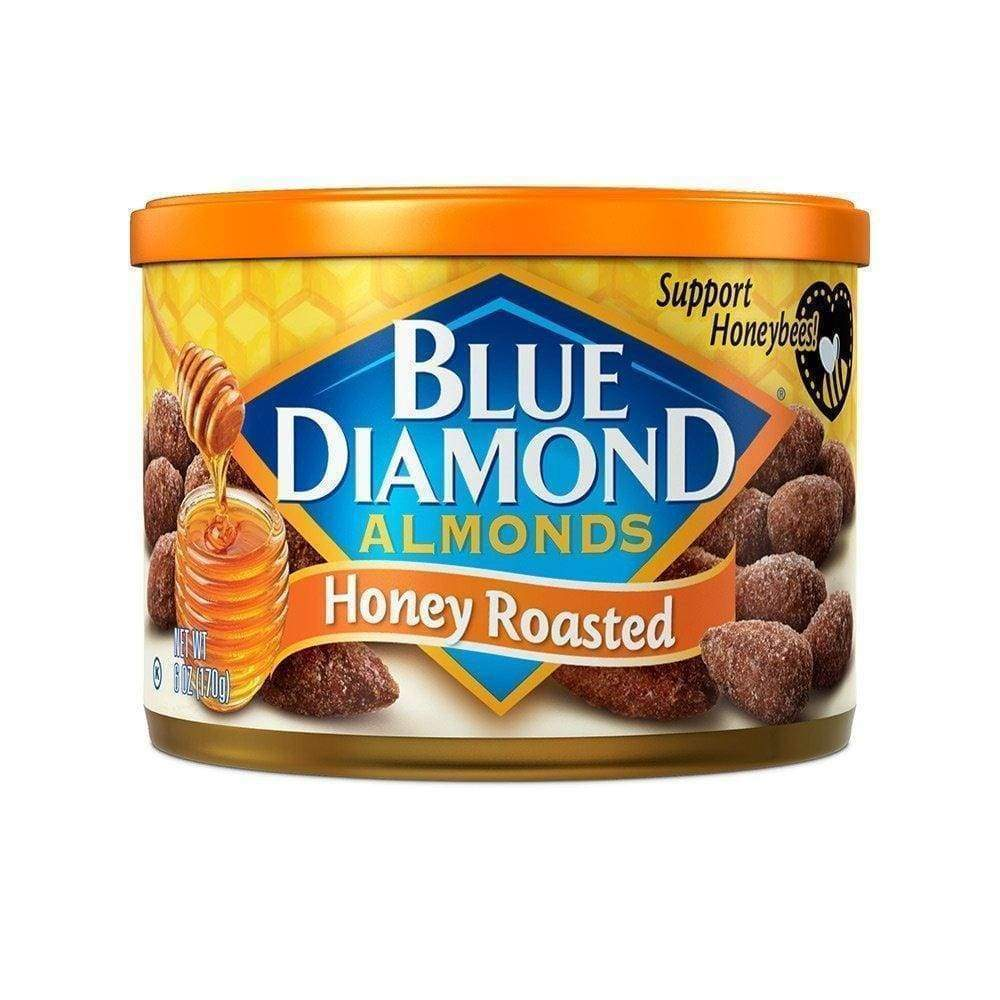 Blue Diamond Honey Rstd Alm - www.inmatecarepackage.net