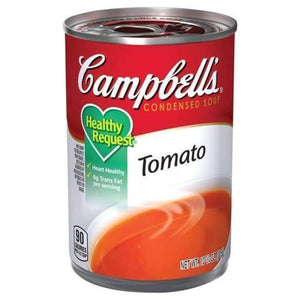 Campbell's Healthy Request Soup Tomato, 10.75Oz - www.inmatecarepackage.net